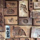 和菓子の木型